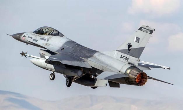 F-16 Pakistan Airforce