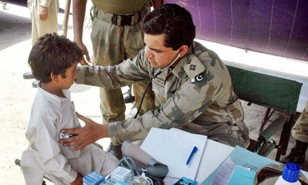Join Pakistan Army as a Doctor