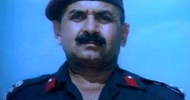 Brigadier Tariq Mehmood