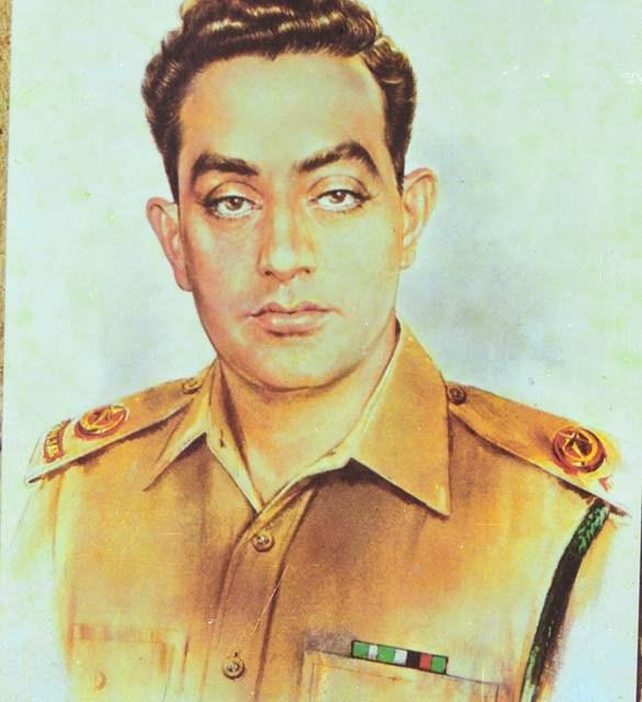 Major Aziz Bhatti Shaheed