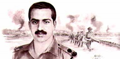 Major Shabbir Sharif Shaheed