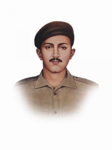 Naik Saif Ali Janjua Shaheed