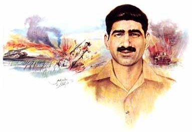 Sawar Muhammad Hussain Janjua Shaheed