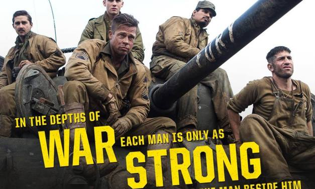 Fury – Movie review