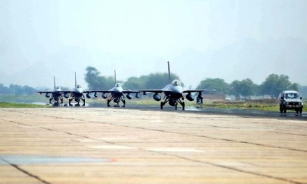 Sargodha Air base (PAF base Mushaf)