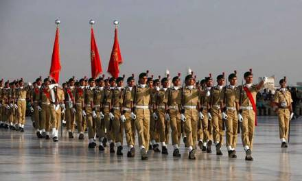 Join Pakistan Army via Long Course