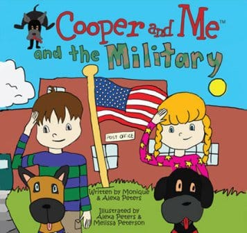 Cooper and Me and the Military