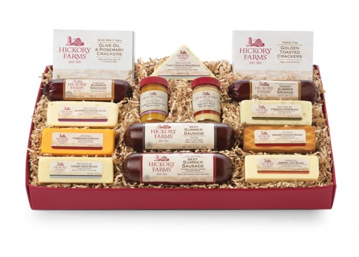 Home for the Holidays Hickory Farms