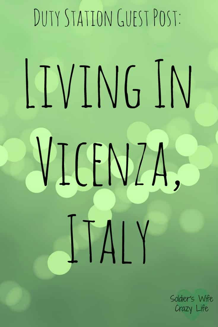 living in italy