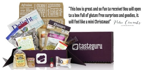 taste guru monthly box