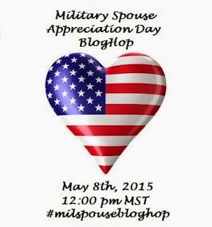 Military spouse blog hop