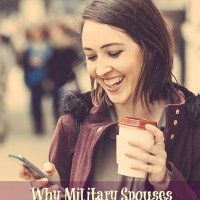 Why Military Spouses Can't Just Put Down Their Smart Phone
