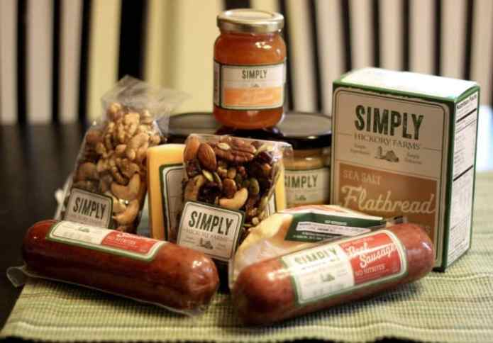 Yummy Snacks With The Hickory Farms
