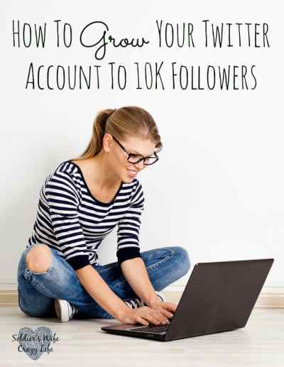 How To Grow Your Twitter Account To 10K Followers
