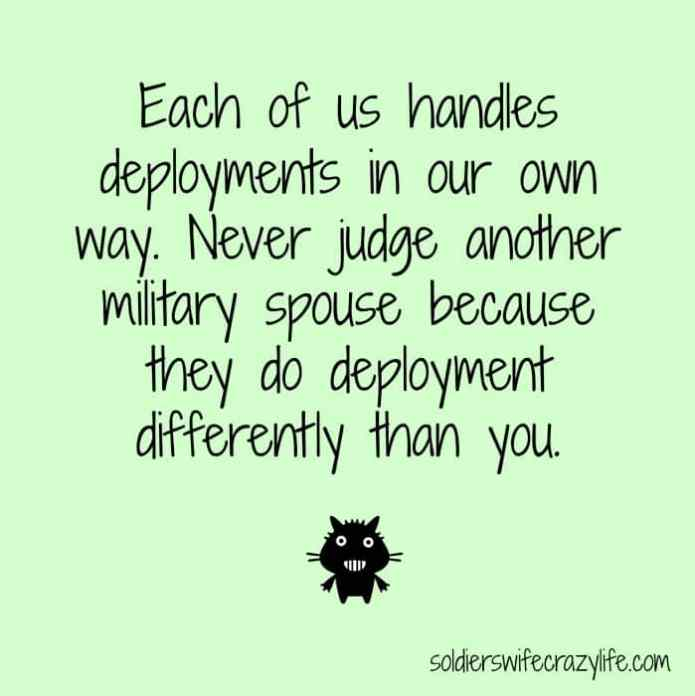 Military Spouse Life