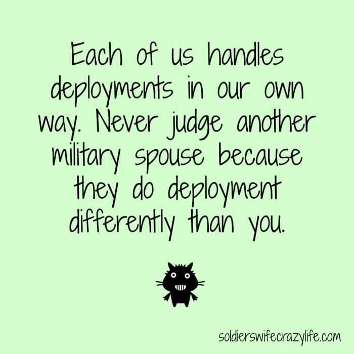 military spouse memes