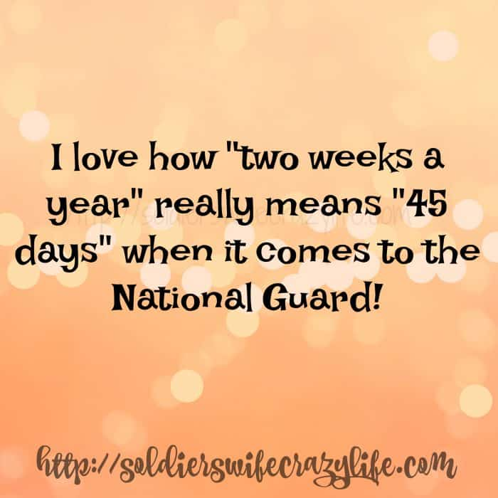 National Guard spouses