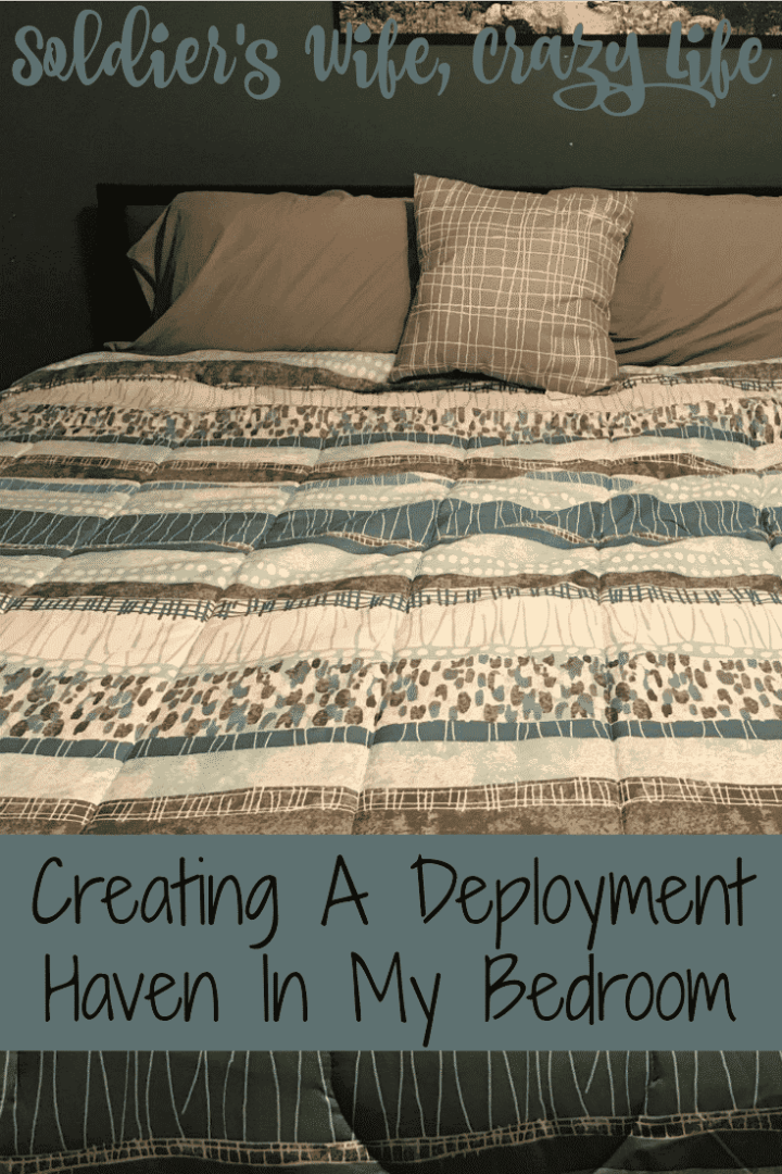 Creating A Deployment Haven In My Bedroom