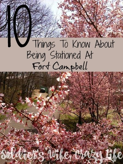 10 Things To Know About Being Stationed At Fort Campbell