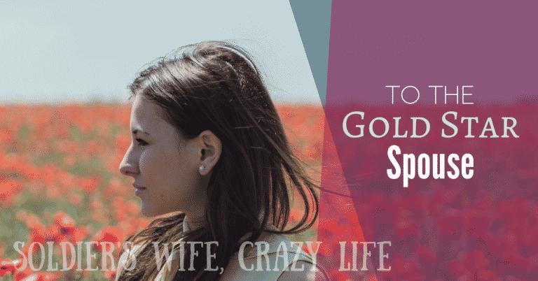 Gold Star Spouse