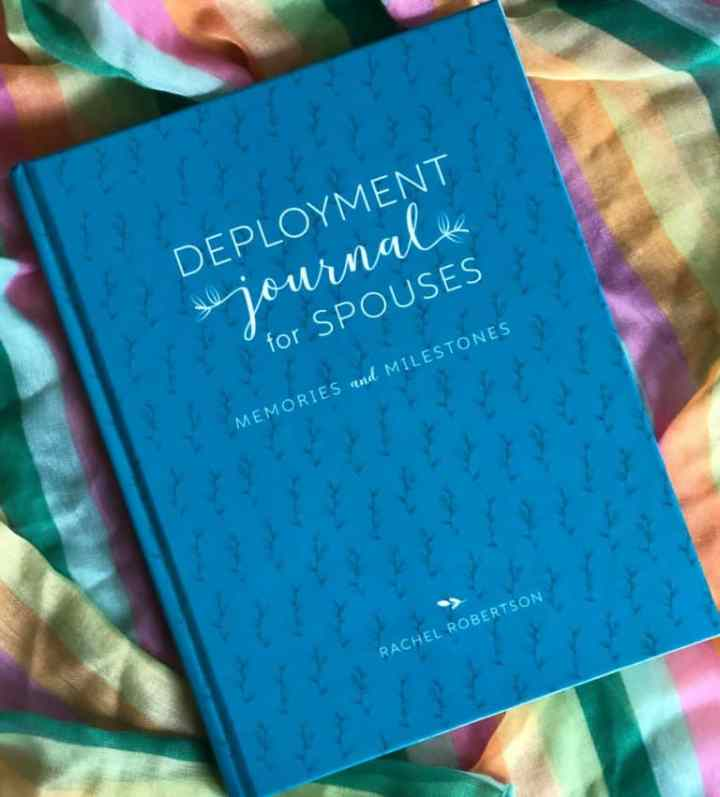 The Deployment Journal For Spouses