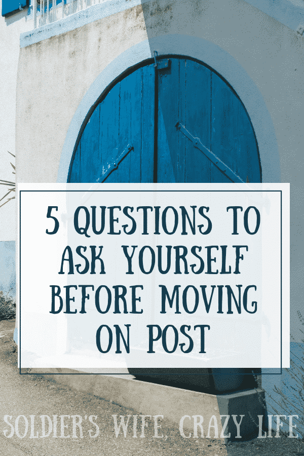 5 Questions To Ask Yourself Before Moving On Post