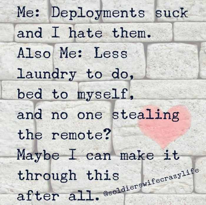 16 Memes When You Are Struggling Through A Deployment
