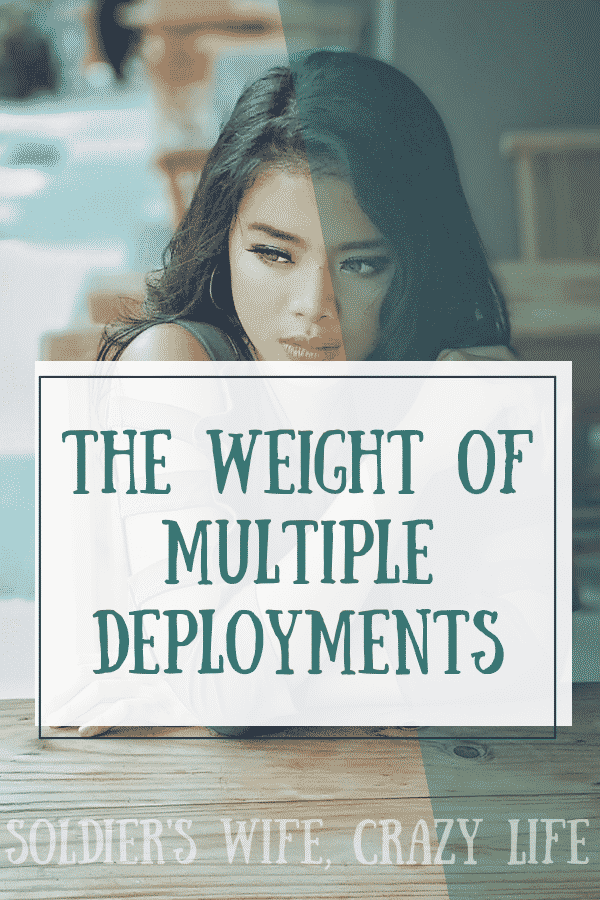The Weight of Multiple Deployments