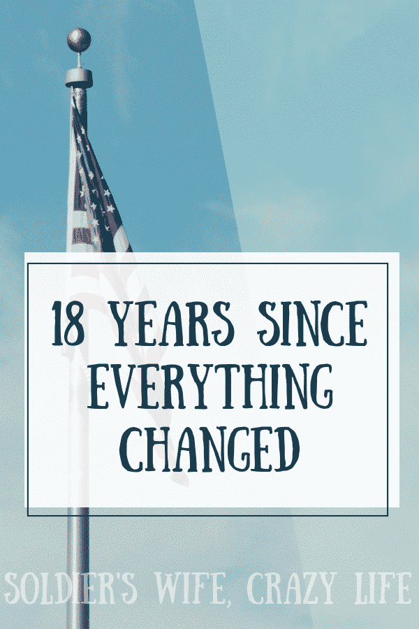 18 Years Since Everything Changed