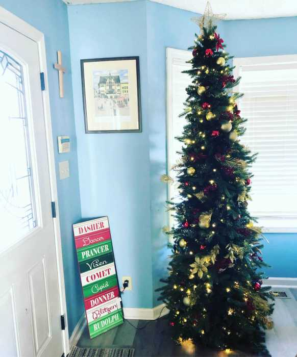 My Easy Treezy Christmas Tree