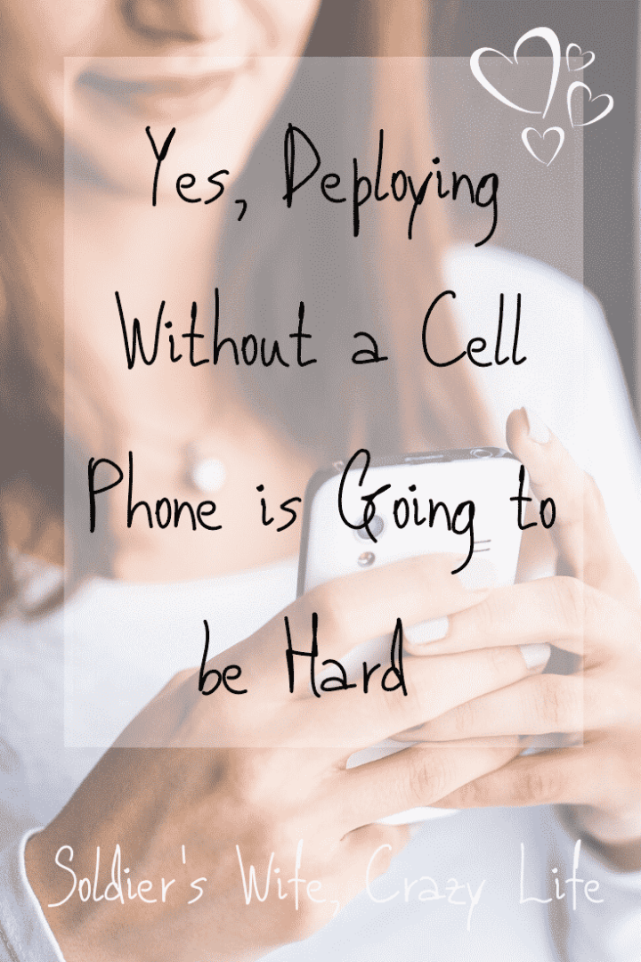 Yes, Deploying Without a Cell Phone is Going to be Hard