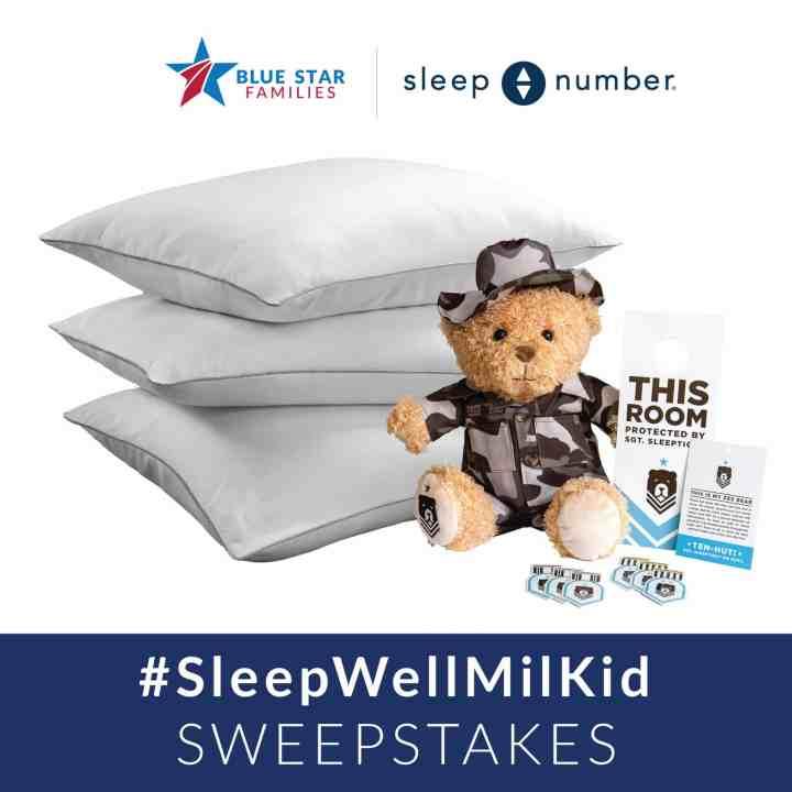 Enter to Win the Sleep Well, MilKid Sweepstakes
