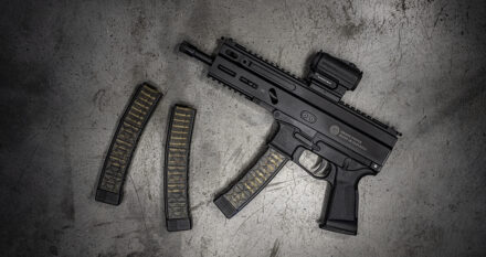 Curved Stribog mags
