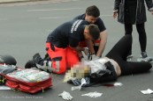 schwerverletzte motorradunfall osloer strasse prinzenallee Berlin (6)