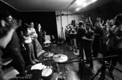 KiezKlang präsentierte Musikgruppe Fattouch im Soldiner Kiez (6)