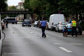 Kind in Wollankstraße angefahren (1)