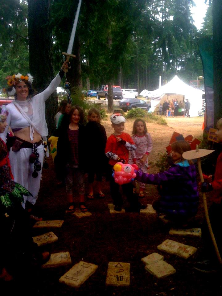 Wild Craft Circus Camp (2/6)