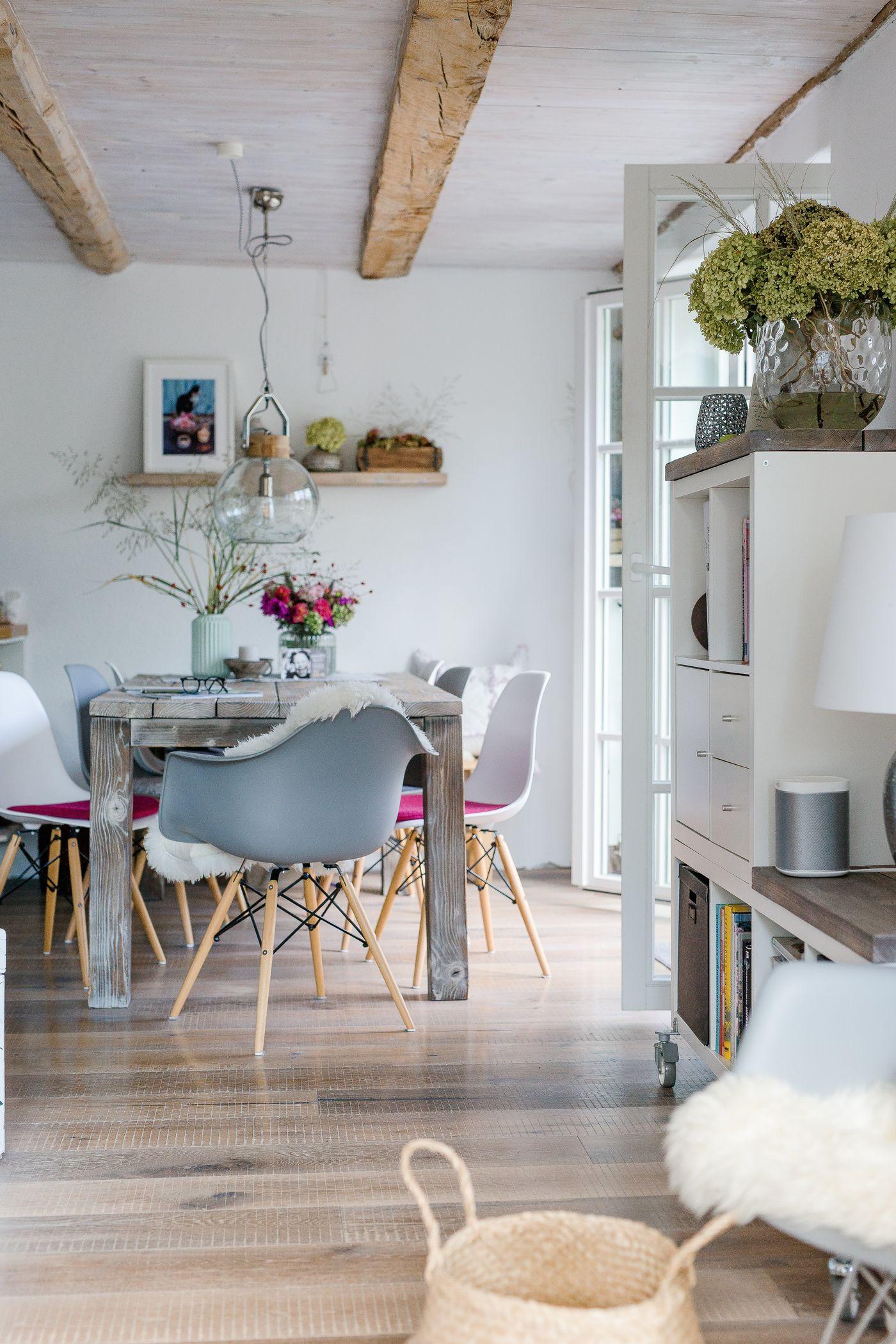 Ikea Hacks Kallax Kuche Der Ikea Lack Tisch Im Mediterranen Stil