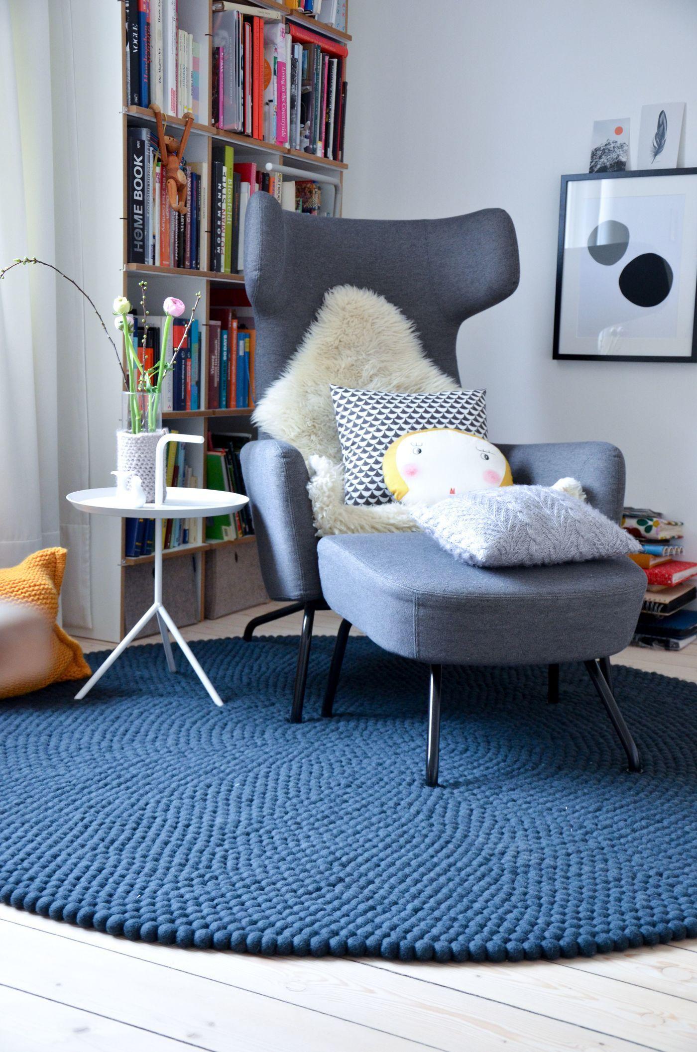Leseecke Gestalten Wohnzimmer Einrichtung Wohnzimmer Wohnzimmer