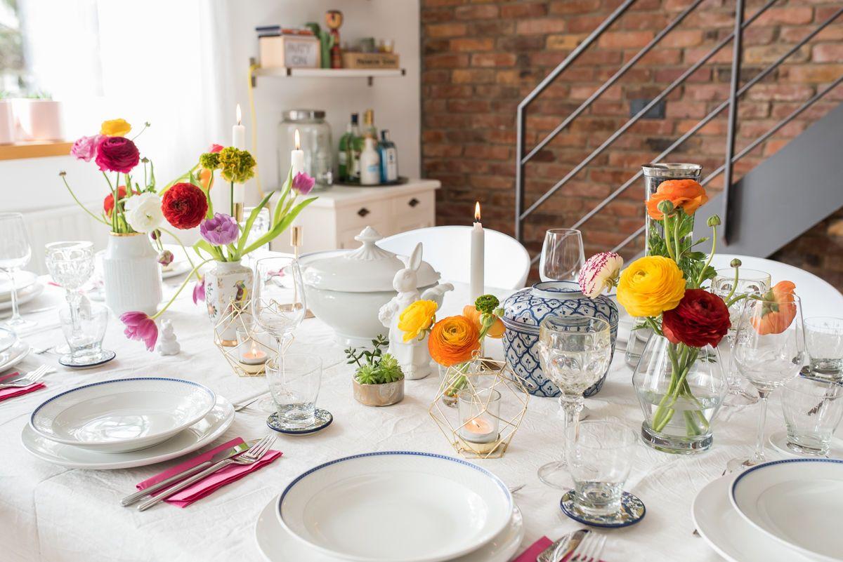 Tischdeko Einfach Und Schnell Schnelle Tischdeko Geburtstag Raum