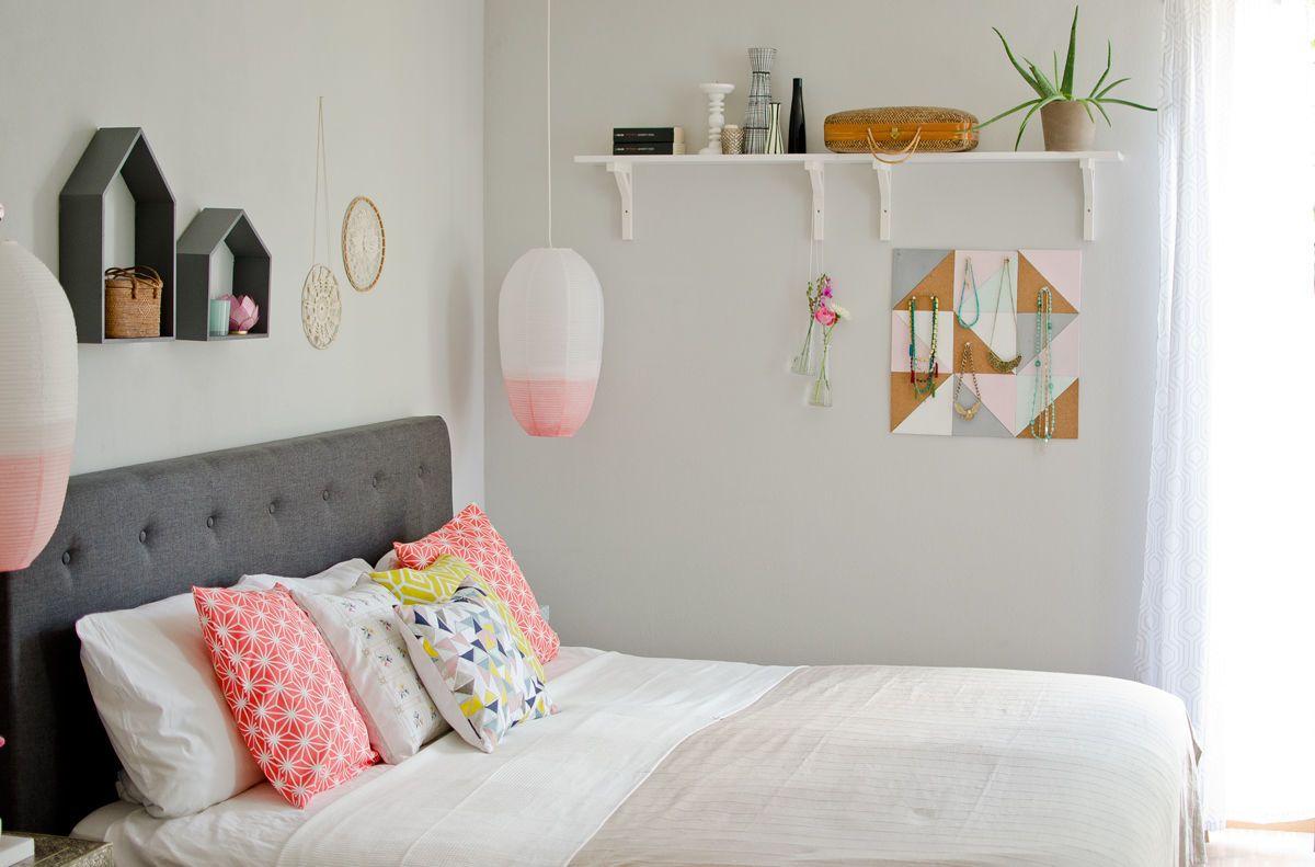 Einrichtungsideen Schlafzimmer Selber Machen Dachschrage Regal
