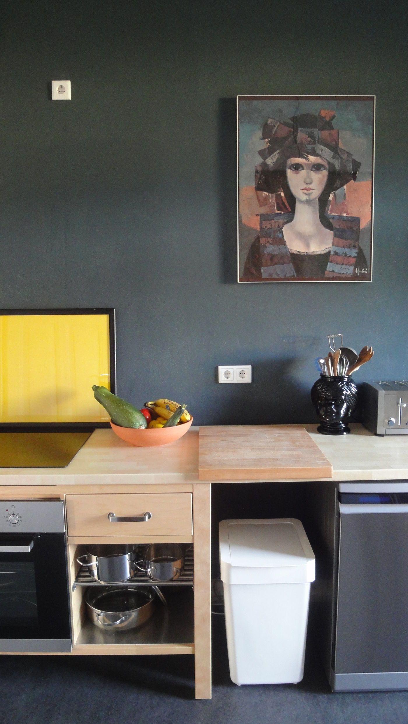 Steckdosen Küche Ikea  Wuppertal Star Galaxy Granit Arbeitsplatten