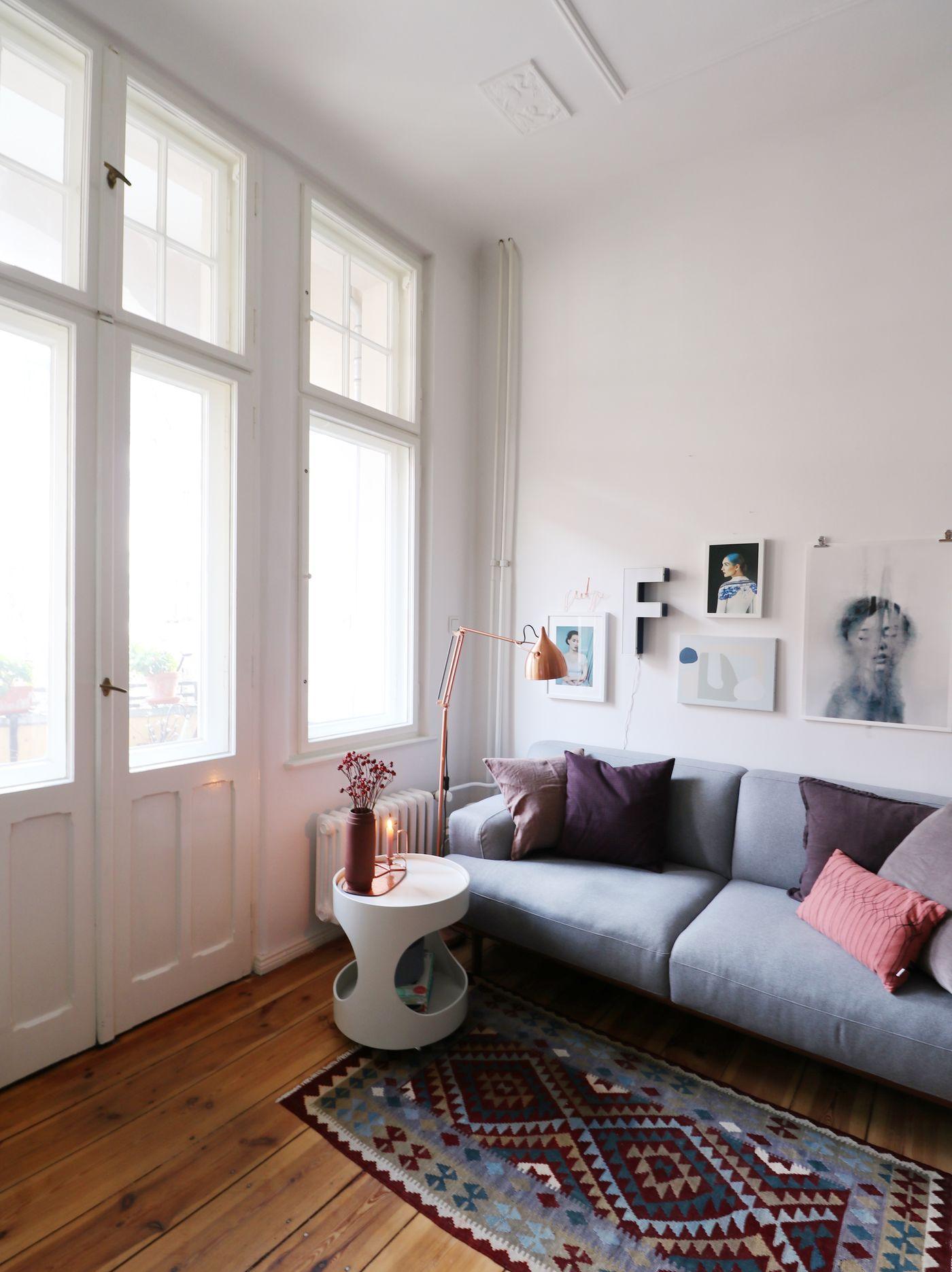 Wohnzimmer Gestalten Graue Couch Neu Teppich Graue Couch