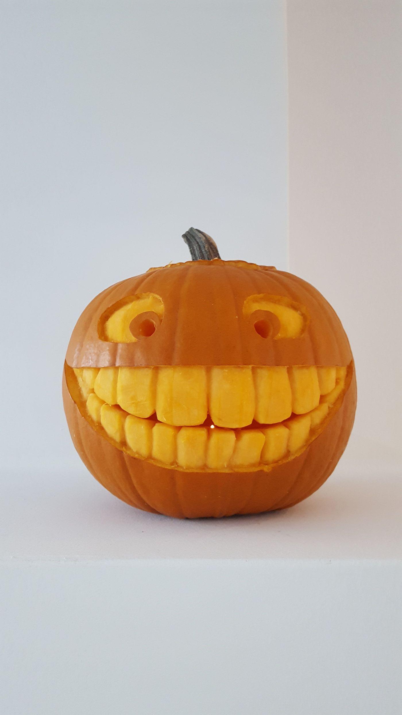 Halloween Deko Selber Machen Vorlagen Origami Kürbis Für Halloween