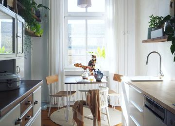 Küche Planen Ideen | Nett Küchenschrank Design Glastüren Galerie ...