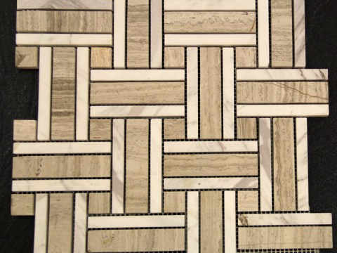 Grey-MS-0207-BW-Basket Weave Escarpment