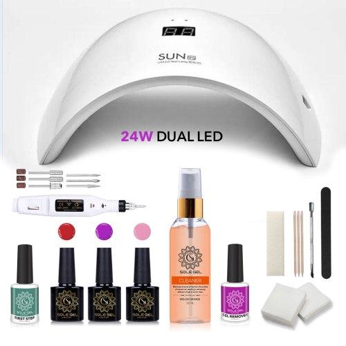 sole-gel-polish-one-step-starter-kit-profesional