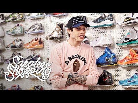 e537a9274bc Pete Davidson Goes Sneaker Shopping With Complex – Solegrind