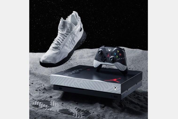 huge discount 532d3 7fe77 Jordan Xbox One X