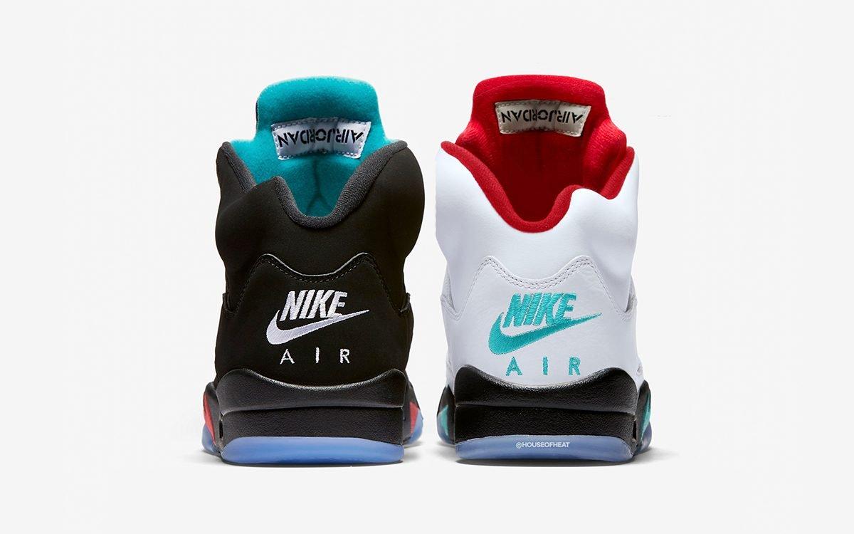 Every Air Jordan Retro release heading